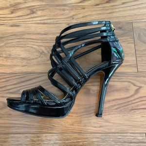Sexy STEVE MADDEN Patent Leather Stiletto Heels